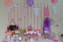 Baby Shower filles / Baby Shower