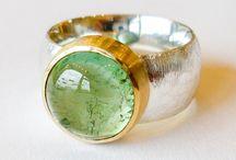 Me encantan éstos anillos
