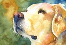 Hundmålningar
