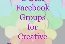 fb groups and blogs to check out