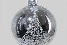 Boules de Noël chanel