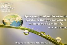 Deepak Chopra meditation journeys