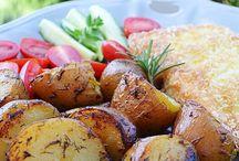 Food stuffs - side dishes