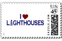 Lighthouse - Stamps
