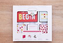 Fine and Dandy Project Life / Layouts and ideas using the Fine and Dandy Edition Project Life Core Kit by Becky Higgins / by Becky Higgins LLC