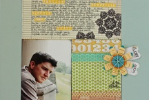 Scrapbooking / by It Works For Bobbi