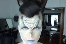 makeup / fantasy makeup by Tati