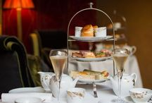"""Afternoon Teas"" / Tour d'horizon des ""Afternoon Tea"" les plus luxueux avec Luxe Magazine !"