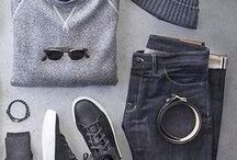 Dress up the sneakers