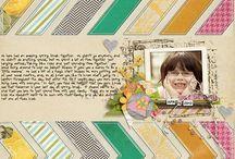 Scrapbook Ideas / by Brooke Harward
