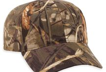 Hunting Season! / Get your camo caps today!