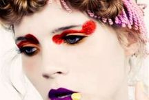 circus | clown makeup