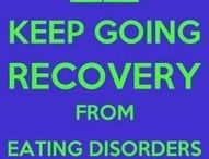 Eating Disorder Recovery / Eating Disorder Recovery is a journey. May you gain insight within yourself and be supported by others. / by Annette Aberdale-Kendra RN BSN CCAP Group:Voices Within the Journey of Eating Disorder Recovery