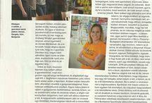 Nők Lapja cikk Sallai Zsuzsanna pomázi futó nagykövettel! / Ajánljuk mindenki szíves figyelmébe Sallai Zsuzsanna pomázi futó nagykövettel a Nők Lapja 2015. április 22-i számában megjelent 3 oldalas tartalmas cikket.