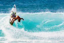 Surfin' in Tofino
