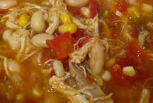 Healthy Soups / Healthy soups made with real, whole foods