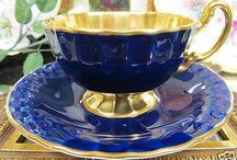 Tea & Coffee cup !! / Tazas d fina porcelana