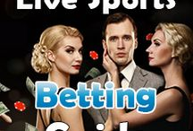 Live Sports Betting Guide / Online sports betting websites provide you the opportunity to bet on any sports from anywhere. This is one of the advantages of betting through the sports betting websites.