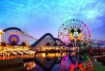 Disneyland / All About Disneyland :)