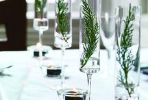 Table setting / Entertaining