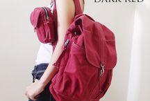 Kinies Bags / Handmade Bag, Fashionable Bag, Functional Bag, Travel Bag.