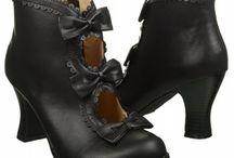 Wardrobe: shoes