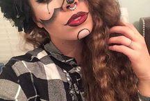 gangsta clown halloween