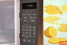 Как приготовить картошку в микроволновой печи