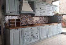 mutfak rengi