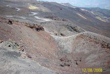 VOLCANS D'ITALIE / Les plus beaux volcans d'Italie : Etna Vésuve Stromboli, Vulcano et Salina..