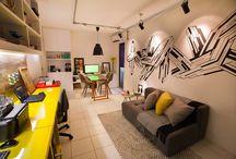 Ζ's office
