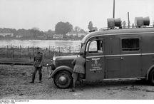 véhicules WW2