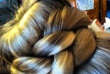 Hair  / Cute in season hair styles