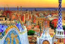 BARCELONA / The cultural capital of the world, Barcelona has it all; beaches, architecture, food, nightlife and much much more!