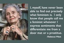 "Fabulous Fierce Females / ""Well behaved women seldom make history."" ~Ulrich / by Denise Maruna"