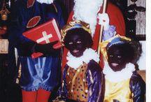 Zwarte Piet (filmpjes en Foto's) / Zwarte Piet door de jaren heen,