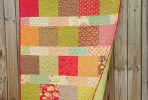 sewing - blanketS / bed covers
