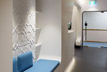 Medical interiors