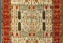 Afghan carpets