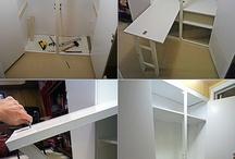 Prosjekt: Hobbyrom