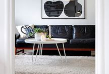 Living room ideas / by Kristen Peden