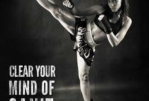 Muay Thai / by Krista Harris