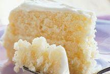 Lemon Desserts / Recipes for lemon lovers! #lemon #recipes