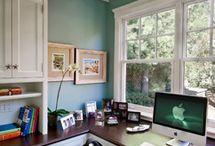 My home office / by Jessica Garza