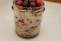 Gesundes Frühstück / Starte Deinen Tag richtig, mit einem gesunden Frühstück fällt es Dir leichter durch den Tag zu kommen und an der gesunden Ernährung dran zu bleiben.