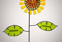 Sunflowers / by Debbie Seybold