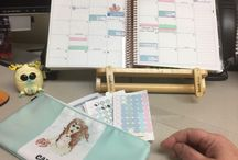 Planner Stickers / Your behind the scenes look book of how we make and use our planner stickers