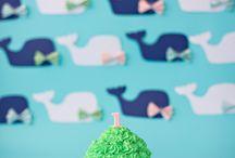 1st Birthday / by Trang Camardello