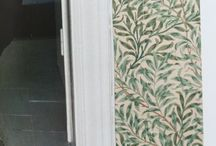 Tapeter och färgval på väggar
