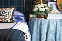 The beauty of tartans (must be winter)
